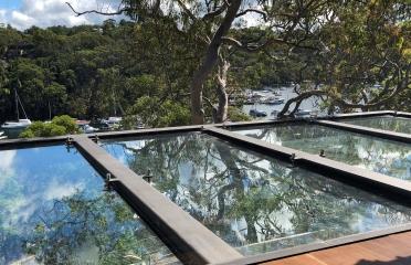 1-Custom Glass (Glass Roof)